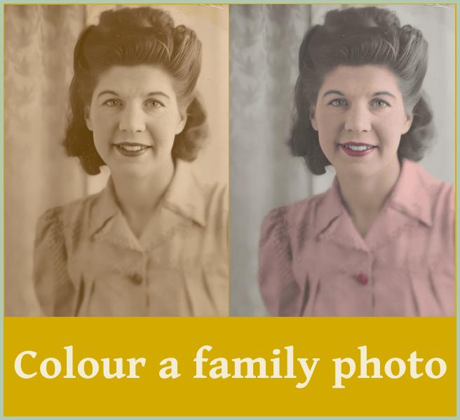 Photo Colourisation