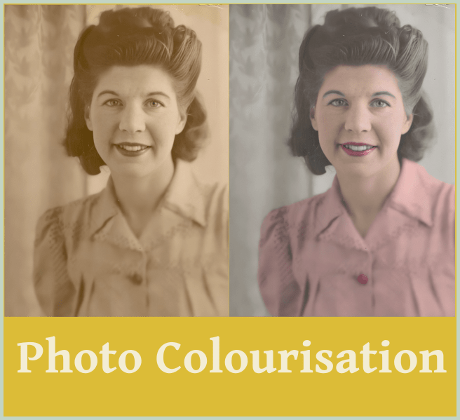 Photo Colouring
