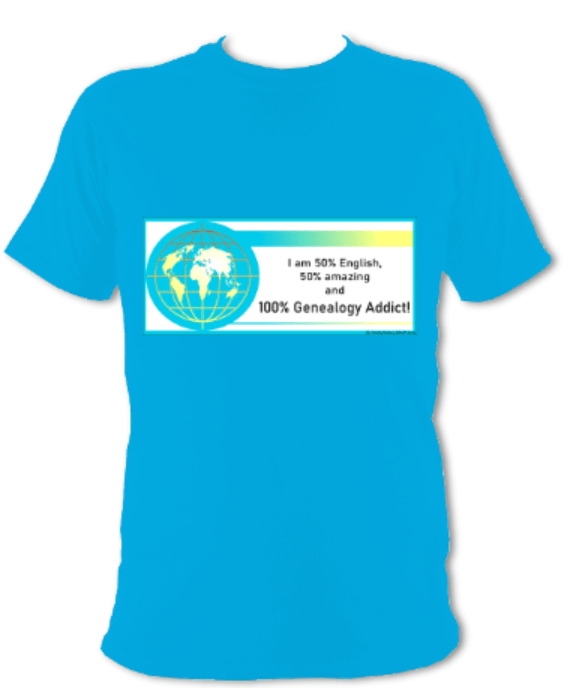"""Ethnicity"" Generic Unisex T-shirt"