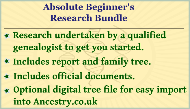 Absolute Beginner's Research Bundle